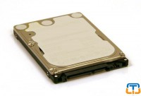 2.5'' 320GB SATA HDD used