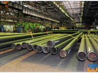 Pipes from metal ferrous and non-ferrous incl oil and gas industry