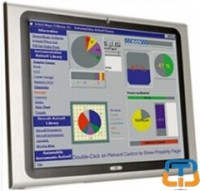 Siemens 170 TP177A  Touch Screen Hmi Panel