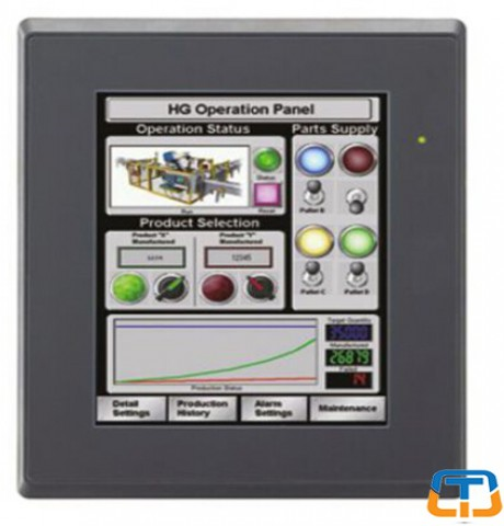 Weinview TK6070iP Touch Screen