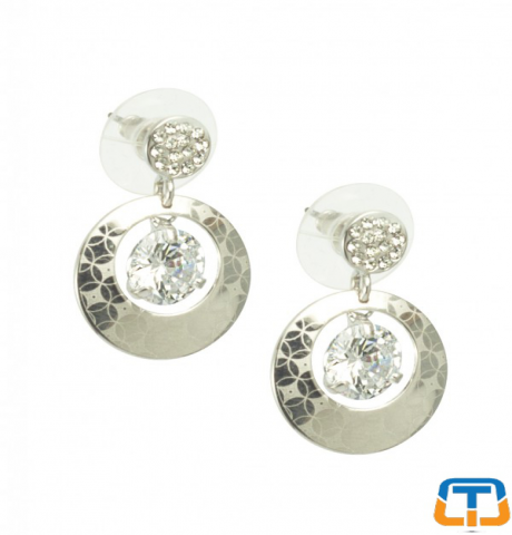 Asfour Kristalle - Asfour Crystal - Ohrringe - Earrings