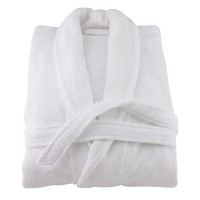 Superior 100% Egyptian Cotton Luxurious Unisex Terry Bath Robe