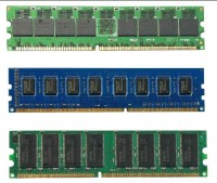DDR Memory Modules for Computers