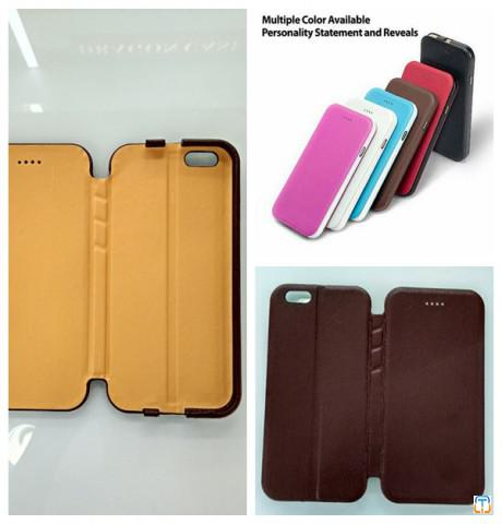 High Quality PU and Unique Design Flip Cover Case, Cell phone Mobile Phone Leather Protective Ca