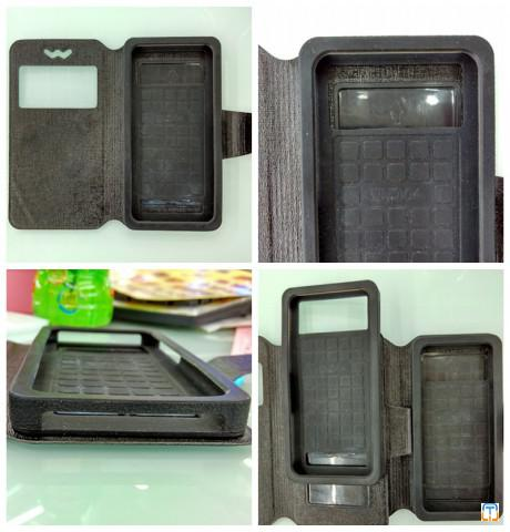 Cell Phone Universal Flip Cover Cases for Samsung, Iphone, Alcatel,Sony,Motorola, LG, ZTE, HuaWe