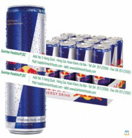 Red Bull Energy Drink, 16-Fluid Ounce Cans, 12 Pack