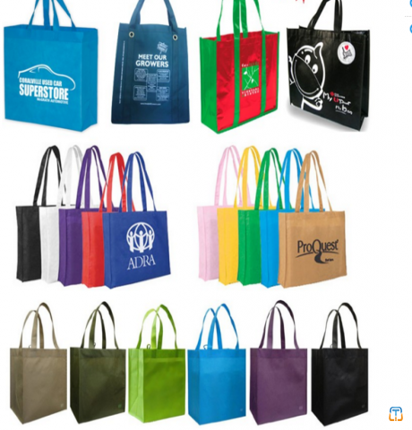Non Woven Shopping Bag bopp laminated non woven reusable shopping bag lamination recyclable bag