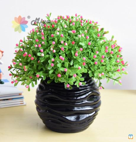 fake flower for home weddding party decorations, indoor plants,