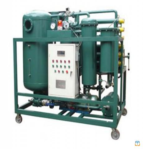 Waste Cooking Oil Filtration System