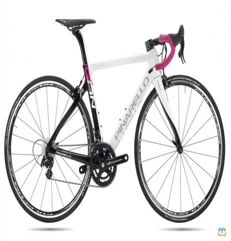 2017 PINARELLO GAN S EASY-FIT ULTEGRA BIKE