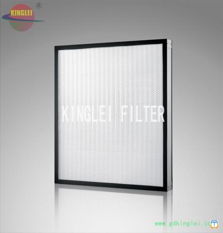 HVAC AHU Laminar air Hepa filter
