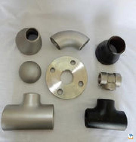 ASTM A234 A105 WPL6 pipe fittings-elbow,tee,flange,reducer