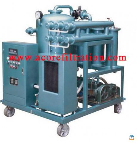 Waste Lubricant Oil Purifier,Oil Cleaning Machine