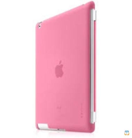 Belkin Snap Shield Cover for iPad 2/3 - Pink