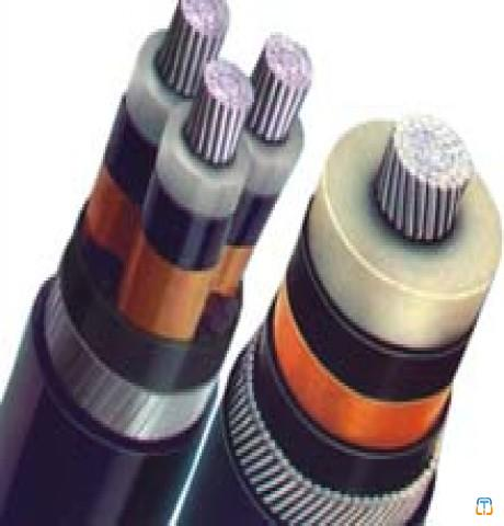 Medium Voltage Fill Shield Power Cable