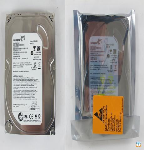 500GB Seagate Pipeline HD ST3500312CS SATA II