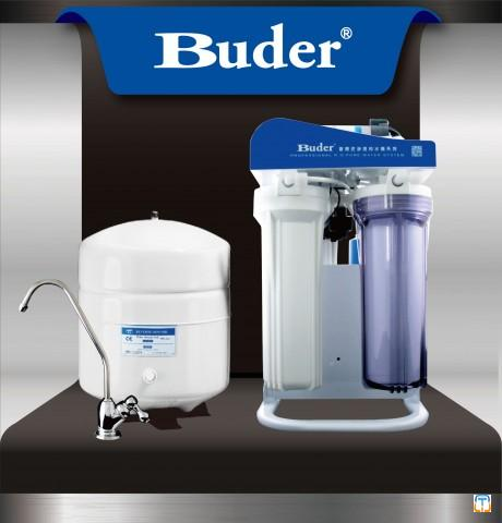 Taiwan Buder Residential Undersink Clear Water Reverse Osmosis Machine