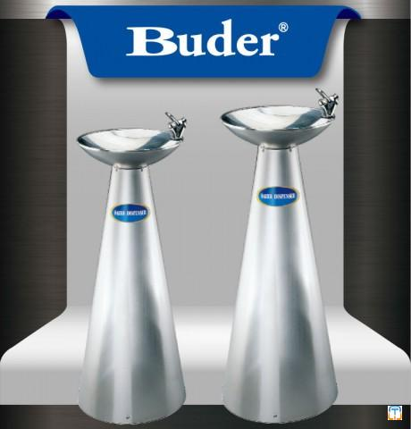 Taiwan Buder Outdoor Stainless Steel Single Cold Drinking Fountain