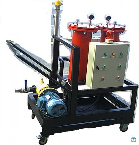 Portable Oil Filter Machine Carts