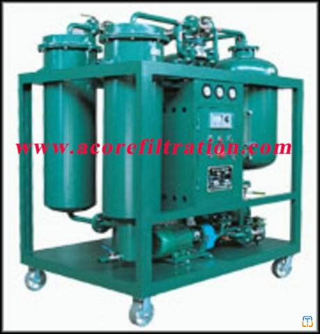 Waste Turbine oil Purifier