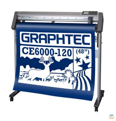 Graphtec 48in. CE6000-120 Vinyl Cutter (ArizaPrint)