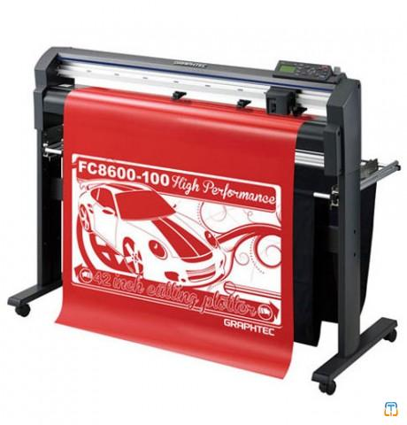 "Graphtec FC8600-100 42"" Vinyl Cutter (ArizaPrint)"