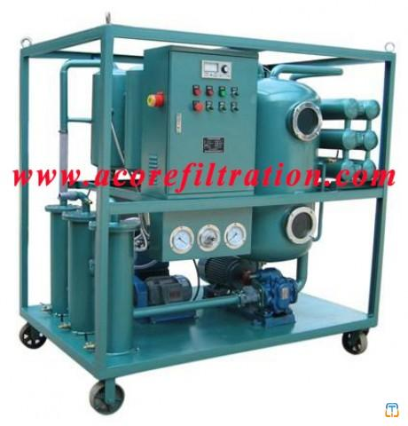 Waste Hydraulic Oil Recycling Cleaning Machine