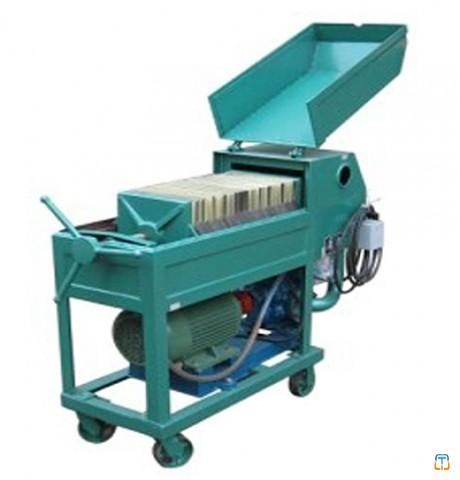 Oil Press Filter Machine