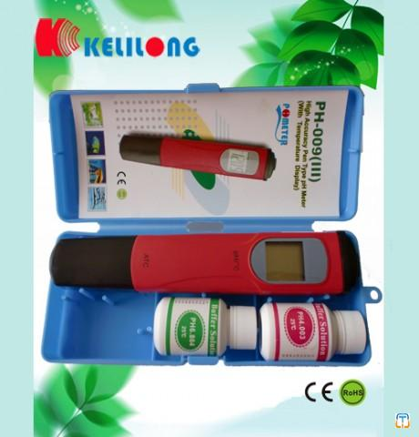 KL-009(III) pH and Temperature Tester