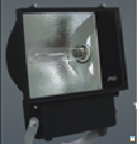 FLOOD LIGHT CASING FOR HPS/MH