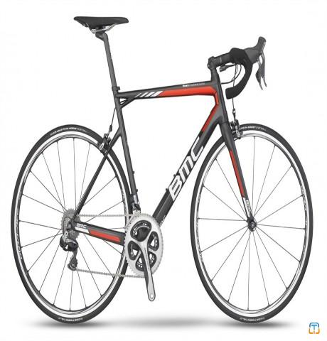 2016 BMC Teammachine SLR01 Dura-Ace Di2 Super Red Bike