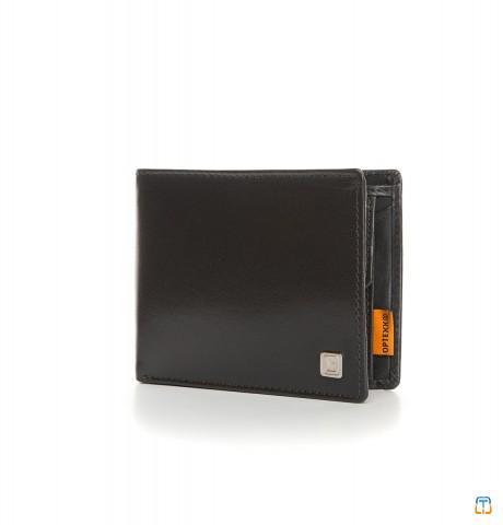 OPTEXX® RFID Blocking Wallet Michael Black Nappa