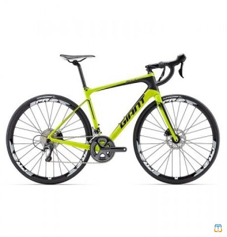 Giant Defy Advanced 1 Bike 2017 (Lime Green) Giant Defy Advanced 1 Bike 2017 (Lime Green)
