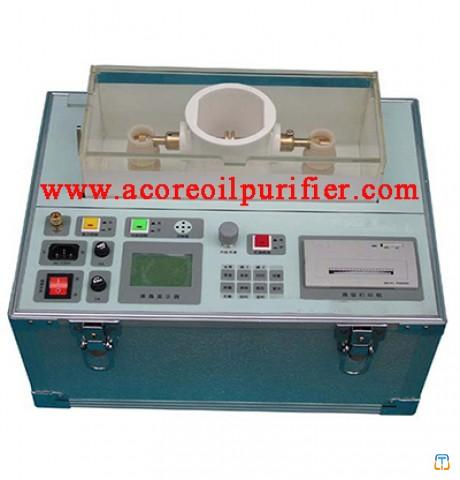 Dielectric Strength Testing Of Transformer Insulating Oil