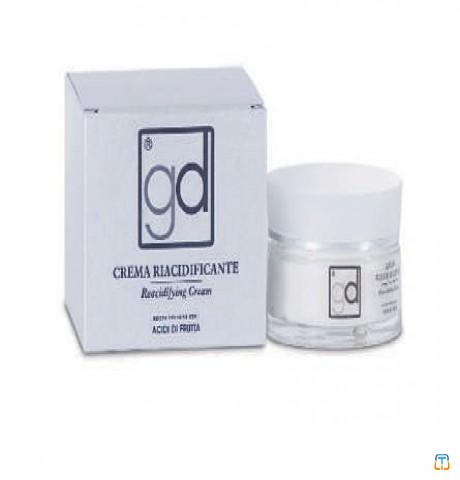PROFESSIONAL RE-ACIDIFYING CREAM  Size: 50 ml