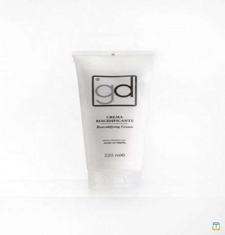 PROFESSIONAL RE-ACIDIFYING CREAM  Size:  220 ml