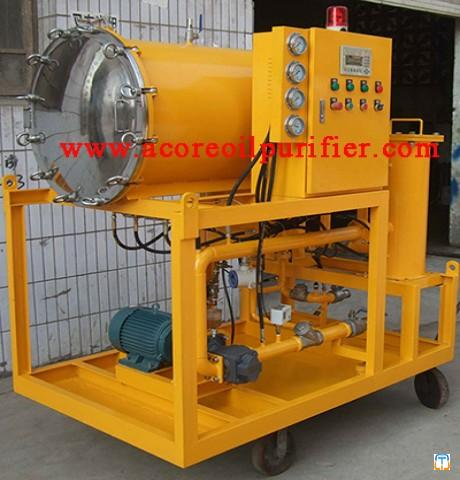 Turbine Oil Purification Processing Equipment