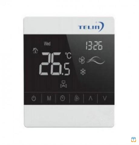 Touch  Touch Screen Thermostat