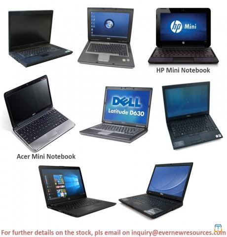 Second Hand Laptop & Notebook