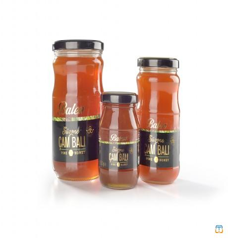 Balen Filtered Pine Honey