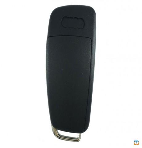 3 button Audi remote control flip key for A4 231G