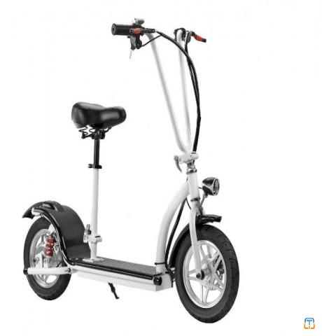 10/12 inch mini harley citycoco electric scooter