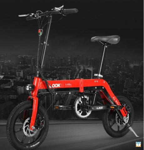 12/14 inch foldable electric bike