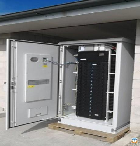 cabinet for solar energey