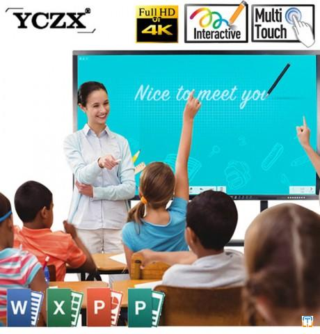 86 Inch Large Interactive Digital Display