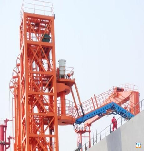 Tower Type Gangway