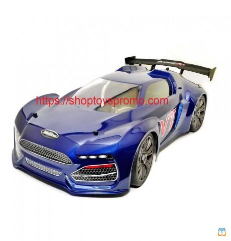HoBao New 1/8 Hyper VT On-Road GT Nitro RTR Blue