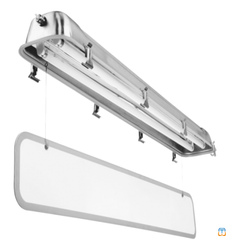 Corrosion resistance 5ft T8/T5  Industrial Light
