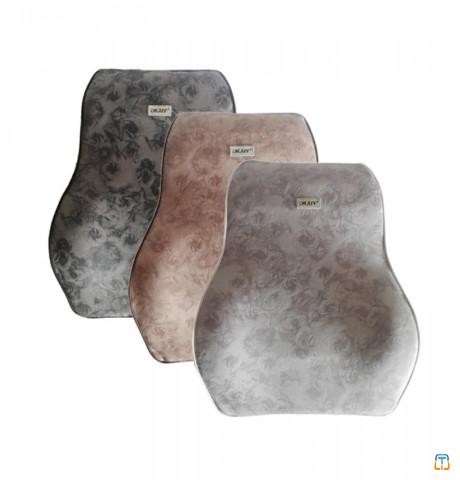 OEM Polyester Car Waist Pillow