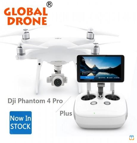 DJI Phantom 4 Pro+ & Phantom4 Pro RC Drone with 4K HD 60fps Camera 20MP CMOS Obstacle Sensin